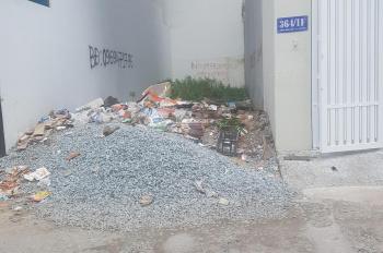 Tôi cần bán lô đất nằm trong khu dân cư mới đường Dương Quảng Hàm,Phường 5,Quận Gò Vấp