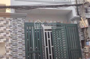 Bán nhà hẻm  Mã Lò, DT 4*10m, góc 2 MT hẻm, 1 lầu, SHR.