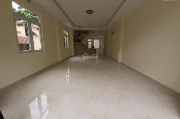 Cho thuê nhà mặt tiền đường Số 7 để ở hoặc làm VP, P. An Phú, DT 5x20m, 1 trệt 3 lầu, 35tr/tháng