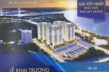 Sở hữu căn hộ Quận 7 view sang chảnh giá chỉ từ 28tr/m2. LH: 0966110976