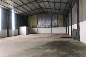 Cho thuê nhà xưởng mới mặt tiền hẻm 8m Phạm Văn Chiêu, 300m2, giá 20tr/th
