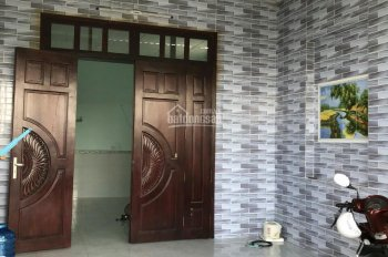 Bán nhà cấp 4 chợ Cầu Xáng- Lê Minh Xuân - Bình Chánh,DT: 100m2,Giá: 1 tỷ. LH: 0762 942 298 xem nhà