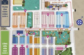 Chính chủ cần bán nhà phố shophouse 5 x 16m, dự án Simcity Quận 9, GĐ2, dãy M, N