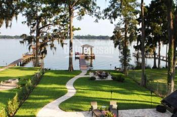 Duy nhất nền biệt thự view hồ, xây homestay nhà vườn nghỉ dưỡng hoặc cho thuê, SHR sang tên ngay