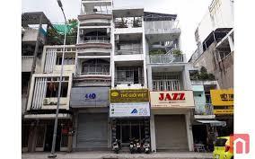 Cho thuê NC Điện Biên Phủ p.11 Q.10, DT: 4.3x25m, 1 trệt 4 lầu, cầu thang cuối nhà, giá 50 tr/th