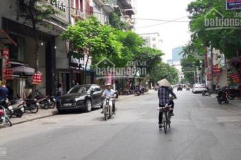 Chính chủ bán nhà mặt phố Phạm Thận Duật 60m2, 5 tầng, MT 6m