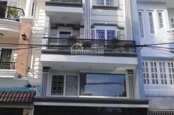 Nhà trệt, 3 lầu đẹp, DT: 4,5x11m, hẻm 8m KD khu Thiên Phước, 8 tỷ TL. 0931851183