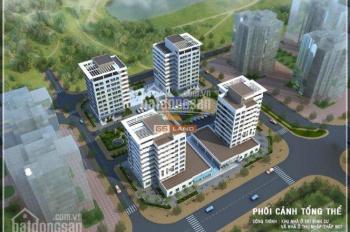 Nhận 5 suất ngoại giao dự án NOXH N07 Sài Đồng, giá chỉ 14,5tr/m2