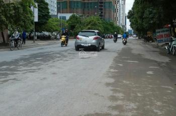 Bán đất mặt ngõ Duy Tân: DT 150m2, đường ô tô tránh nhau, thuận tiện xây tòa nhà VP, giá 23,5 tỷ