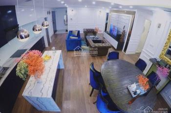 Cho thuê chung cư Thăng Long Number One, tòa B - căn góc, 131m2, thiết kế đồng bộ, trẻ trung