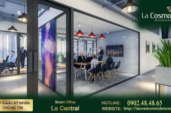 Cần bán lỗ căn Officetel, căn góc, tầng đẹp thuộc dự án Lacosmo Residences Tân Bình, chỉ 1,8 tỷ