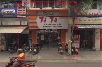 Cho thuê mặt bằng mặt tiền đường Nguyễn Thái Bình Q. Tân Bình