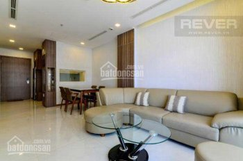 Cho thuê căn hộ Vinhomes Central Park giá 19tr/th tầng cao full nội thất view sông, 2PN 2WC