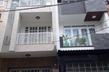 Nhà hẻm 8m Nguyễn Trãi, Q5 DT: 3.7x16m, nở hậu 3.85m, 1 trệt, 3 lầu, chỉ 9,8 tỷ TL