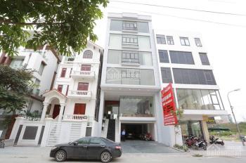 Cho thuê cả tòa nhà văn phòng Đường Lê Hồng Phong