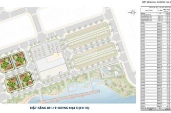 Chính thức mở bán dự án trung tâm TP Bạc Liêu, Bạc Liêu Riverside Commercial Zone. LH 0886861009