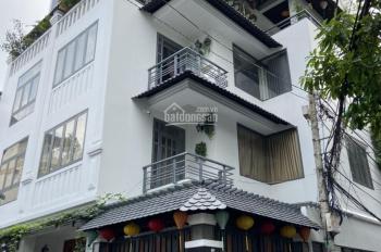 Bán nhà đường nhựa 8m Cư Xá Đô Thành, Phường 1, Q 3, TP. HCM (4x17m) trệt 3 lầu ST giá 17.9 tỷ