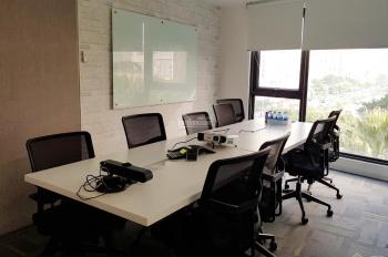 Saigon Pearl cho thuê văn phòng 136m2 giá $22/m2, đã thiết kế hoàn chỉnh
