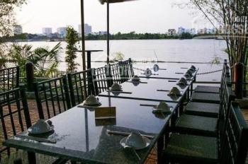 Chủ nhà ra nước ngoài, sang lại quán nhậu bờ sông Bình Lợi, P13, Bình Thạnh 20x40m view sông 1,4 tỷ