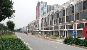 Bán nhà phố thương mại KĐT Gamuda, mặt tiền nhìn ra vành đai 3, DTSD 324m2 * 4 tầng.
