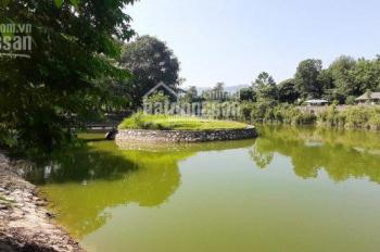 Bán đất cực đẹp tại Lương Sơn, Hòa Bình, khu vực người Hà Nội, DT 9000 m2