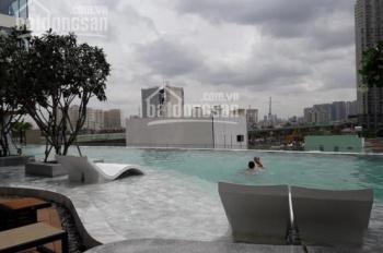 Cho thuê căn Hộ The Sun Avenue 2PN 76m2 full nội thất, giá:17tr/th. Lh: 0919181125