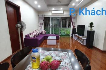 Bán CC CT2A, tầng 2 chung cư Nam Cường, DT 116.8m2, giá 30,5 triệu/m2. LH Anh Mạnh 0989048704