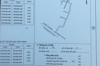 Cần bán đất Hiệp An sau karaoke Yumi, LH: 0918297771 (Vũ)