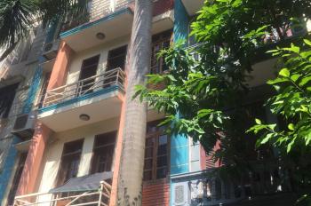 Cho thuê nhà ngõ 125 Trung Kính, DT: 80m2, 5 tầng, mặt tiền 5m. Giá 33tr/tháng, LH: 0984408805