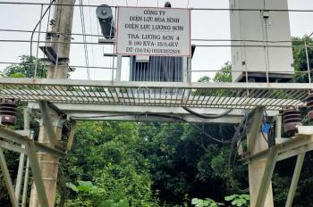 Cần thanh lý đất có nhà xưởng, SXKD tại H. Lương Sơn - Hòa Bình