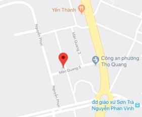 Cần bán gấp nhà mặt tiền Mân Quang 5 102m2, 3 tầng , 5 tỷ