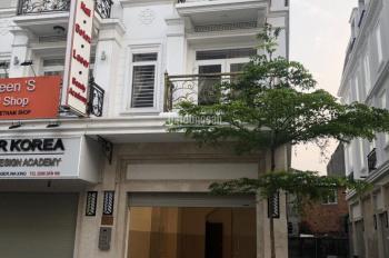 Cho thuê văn phòng nhà phố Cityland Gò Vấp, chuẩn văn phòng, 1 hầm 1 trệt 3 lầu, LH: 0907 077 565
