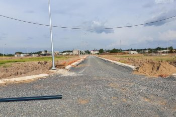 Bán đất mặt tiền trung tâm huyện Nhơn TRạch giáp với khu dân cư sầm uất
