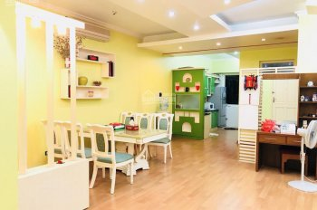 Cho thuê chung cư Trung Hòa Nhân Chính, 105m2, 2PN, đồ full giá rẻ 12 tr/tháng - LH: 09.7779.6666