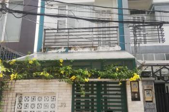 Nhà 1 trệt, 2 lầu đường Nguyễn Trung Nguyệt, Bình Trưng Đông. Hẻm thông 5m giá 5 tỷ