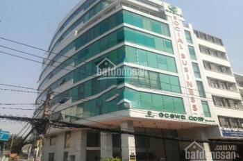 Cho thuê Building Trường Sơn Sân bay Tân Sơn Nhất , DT  18x17m Hầm 9 Lầu Giá 690tr
