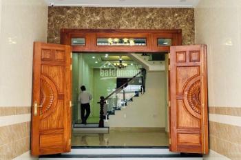 Nhà mặt tiền 5m x 20m= 100m2, gần Giga mall - Cầu Bình Lợi, Phạm văn Đồng, 4 Tầng - 0917 689 775