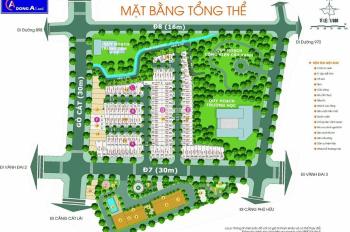 Ko nhu cầu xây dựng bán lô đất Quận 9, phường Phú Hữu, 45 tr/m2, LH 0907782122