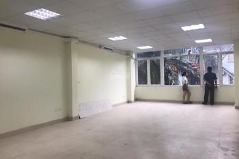 Cho thuê văn phòng trên phố Phạm Ngọc Thạch, đối diện Vincom Center, DTSD 75m2. LH 0987.24.1881