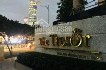 Bán căn hộ 1 + 1PN The Tresor diện tích 58m2 giá 3.750 tỷ. LH 0917301879