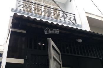 Nhà cần bán hẻm Phan Huy Ích phường 15 Tân Bình DT: 4 x 19m đúc 1 lửng 1 lầu giá 5tỷ900tr