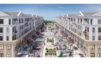 Shop Thương mại dịch vụ ( TMDV) Thành phố biển hồ Vinhomes Ocean Park Gia Lâm.
