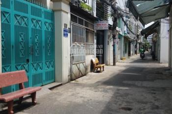 Bán nhà 2 MTH trước sau đường B3, P. Tây Thạnh, Q. Tân Phú, 4x9m, 1 lửng, 1 lầu. Giá: 4.2 tỷ