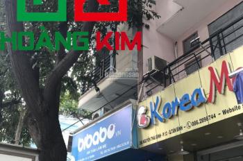 Cho thuê nhà 3 lầu  4x20m MT đường Nguyễn Thái Bình, P. 12, Q. Tân Bình