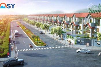 Bán đất nền KĐT Kosy Lào Cai, đã có mặt bằng CK 14%, tặng xe SH CHR chậm 1 năm không lãi suất
