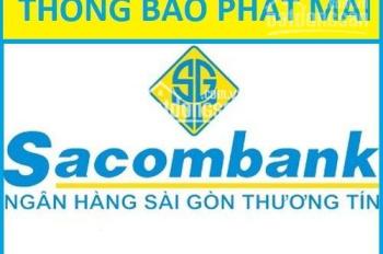 Ngân hàng Sacombank HT thanh lý 40 nền đất khu Tên Lửa Mở Rộng, thổ cư 100%, sổ hồng cầm tay