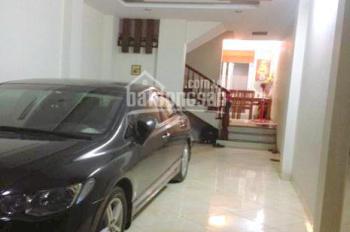 Bán nhà mặt phân lô chính phủ ô tô 7 chỗ vào nhà phố Vạn Phúc, DT 40m2 x 5 tầng, giá bán 7.5 tỷ