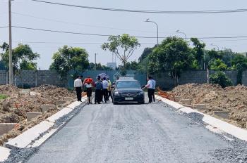 Đất chính chủ bán gấp ngay đường 30m Hồ Văn Tắng, Củ Chi, SHR, đất ở, 100m2,14tr/m, NH cho vay 60%