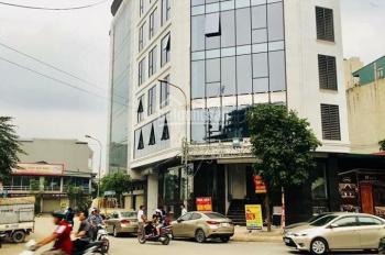 Đẳng cấp! Chính chủ cho thuê VP căn góc cực đẹp tại ngã tư Vạn Phúc, Tố Hữu, Hà Đông. LH 0983488990