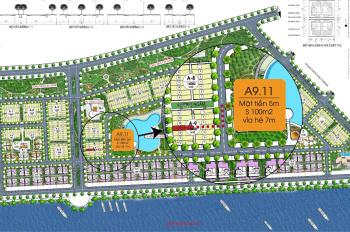 Chính chủ bán lô đất A9.11 shophouse KĐT Diễn Loan mặt đường 32m, LH 0983.083.692